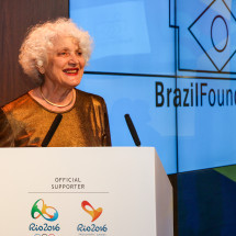 BrazilFoundation Casa Cisco Leona Forman, Founder of BrazilFoundation