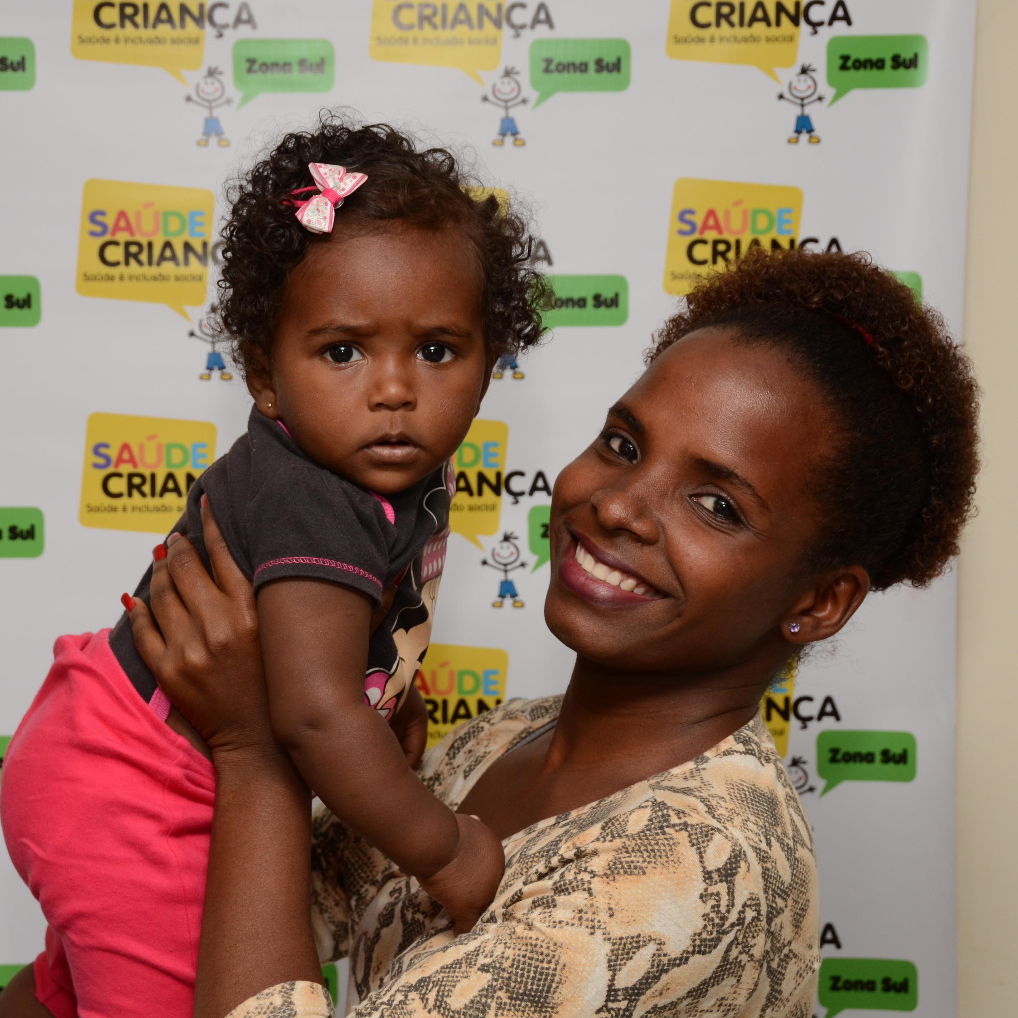 Saúde Criança Zona Sul, RJ