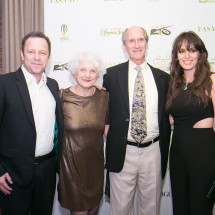 BrazilFoundation TeamRio Benefit Dinner Vik Muniz, Leona e Shepard Forman e Malu Barretto
