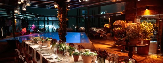 TeamRio Benefit Dinner Fasano Hotel Rooftop