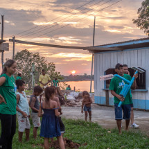 Bruna Arcangelo - Litro de Luz Amazônia - BrazilFoundation