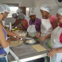 Pranay Fund BrazilFoundation Women for Women ASSOCIAÇÃO COLETIVO POPULAR DE SAÚDE E CULTURA DE MANDACARU Cozinha Verde Paraíba Mulheres Women