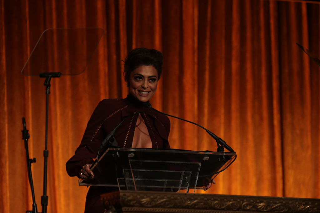 XIV BrazilFoundation Gala New York Juliana Paes