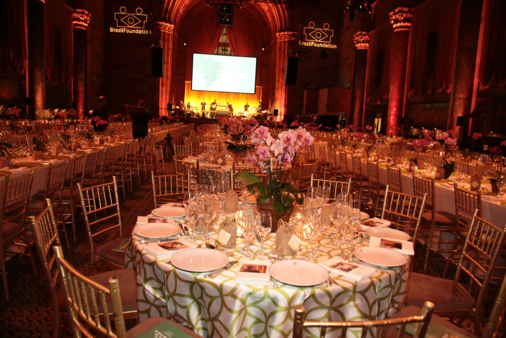 XIV BrazilFoundation Gala New York