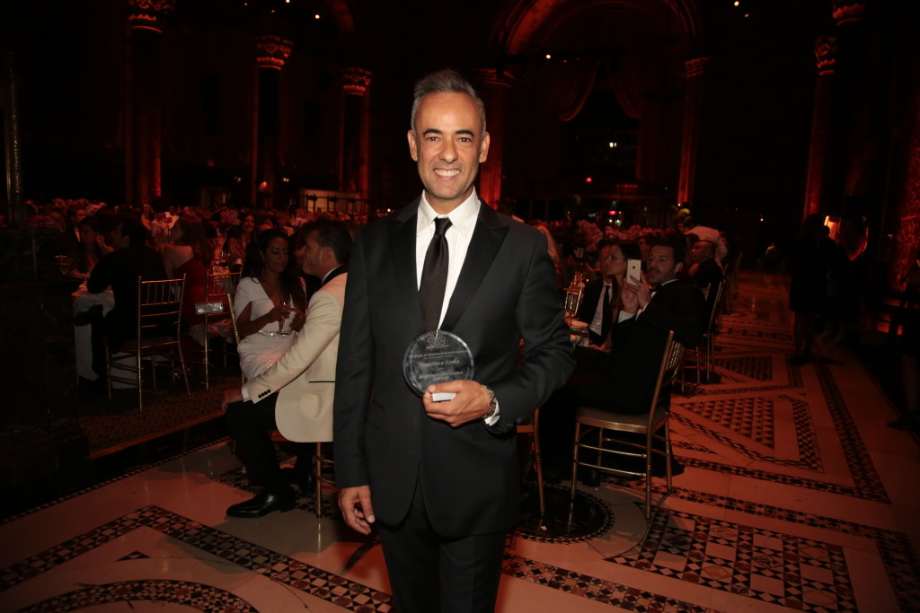XIV Gala New York Francisco Costa