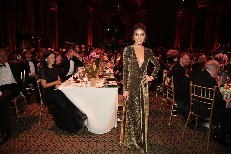 XIV Gala New York Camila Coelho