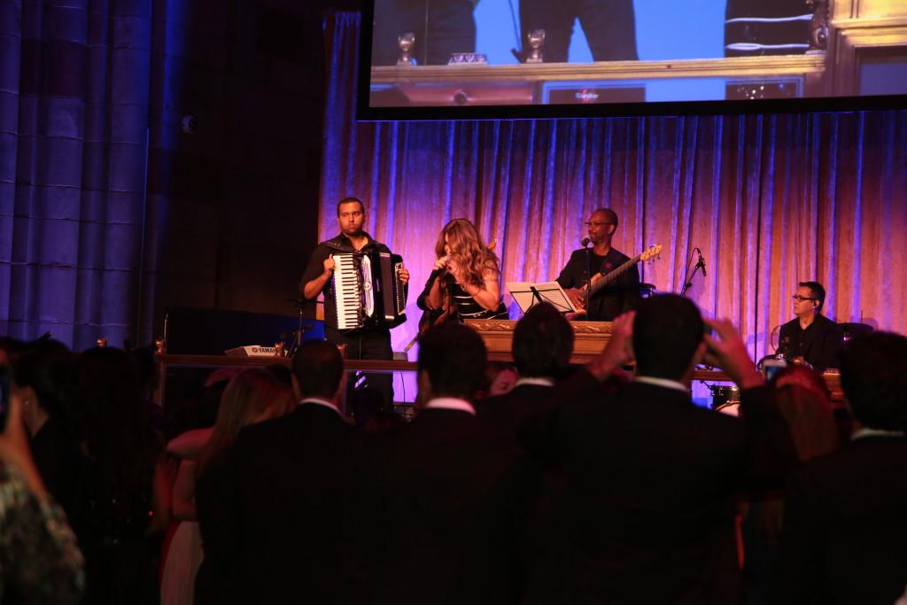 XIV Gala New York Elba Ramalho