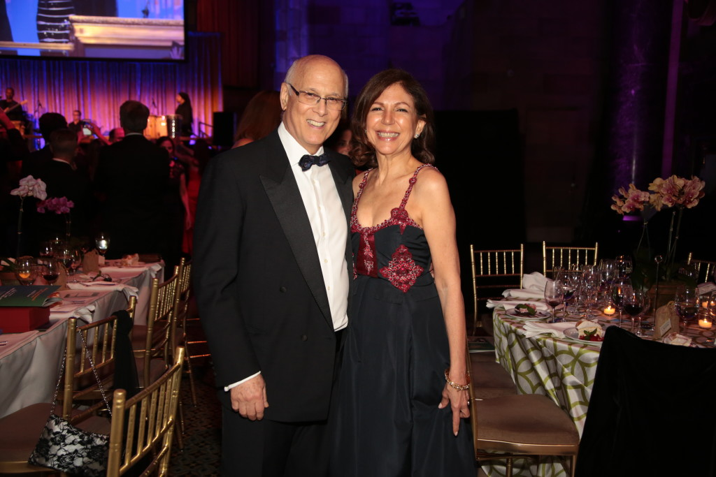 XIV Gala New York James and Caroline Rosenstein