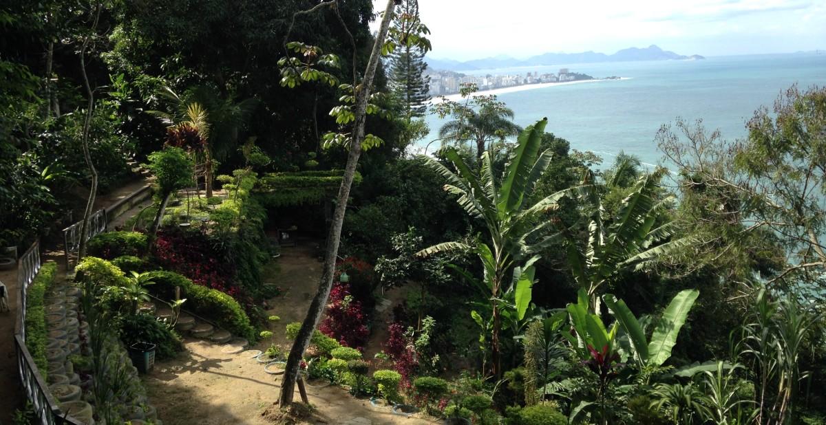 BrazilFoundation Parque Sitie 2016 Grantee Vidigal INSTITUTO ESPAÇO SITIÊ DE MEIO AMBIENTE, ARTES E TECNOLOGIA Rio de Janeiro