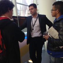 BrazilFoundation Tony Marlon e Cesar Gouveia visita NYC