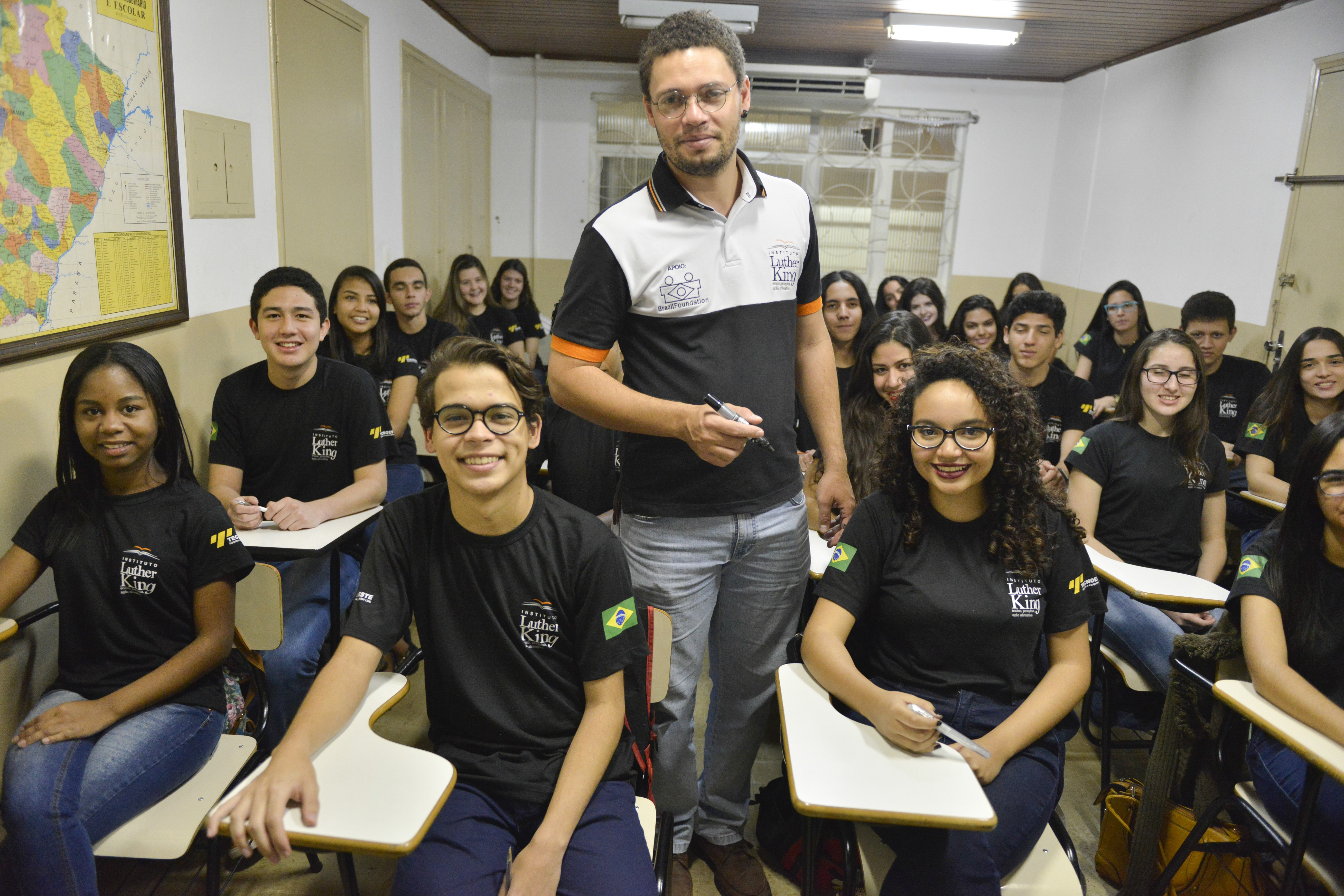 BrazilFoundation Instituto Luther King