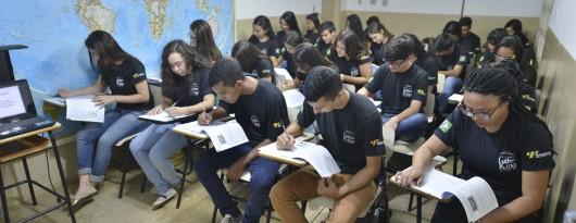 BrazilFoundation Instituto Luther King Campo Grande Mato Grosso do Sul Curso Preparatório Vestibular ENEM
