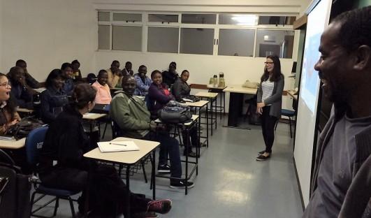 BrazilFoundation Edital 2017 Project Projeto Linyon Curitiba Paraná Integração Migrantes Refugiados Mercado de trabalho
