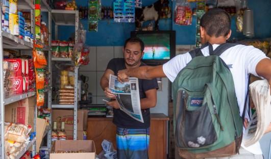 BrazilFoundation Edital 2017 Project Fala Roça Rio de Janeiro Rocinha Comunidade Comunicação Jornal