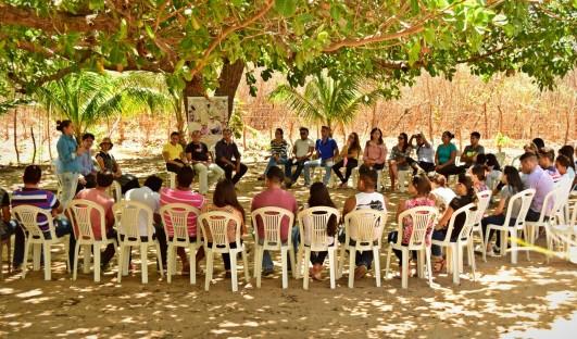 BrazilFoundation Edital 2017 Adel Caroá Ceará Pentecoste Jovens Agricultores Empreendedorismo Escoamento