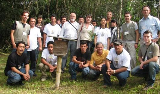BrazilFoundation Edital 2017 Project Acriapa COOPERCRIAPA Antonina Paraná Mel Abelhas Meliponicultura