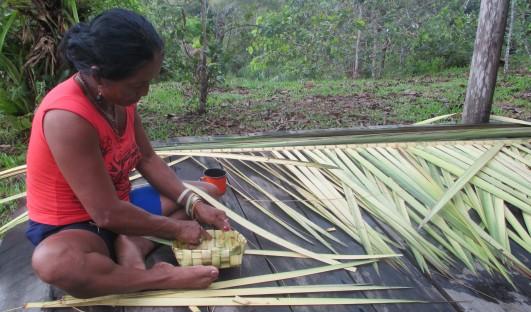 BrazilFoundation Edital 2017 Casa do Rio Tupana Amazonas Artesanato Centro de Saberes da Floresta Cultura Ribeirinha