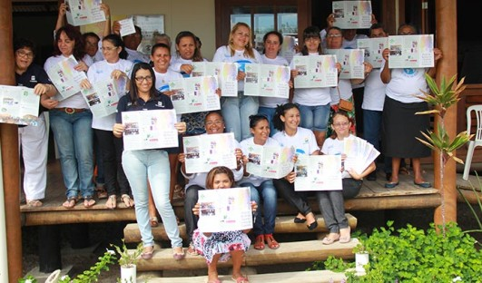 BrazilFoundation Edital 2017 Project Fundação Brasil Cidadão Icapuí Ceará ONG Projeto Social Social Impact Mulheres Geração de Renda