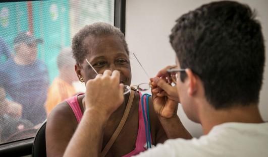 BrazilFoundation Edital 2017 Project Renovatio São Paulo Ótica Popular Verbem Óculos popular Exames