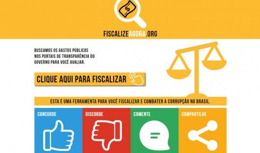 BrazilFoundation Edital 2017 Project Fiscalize Agora