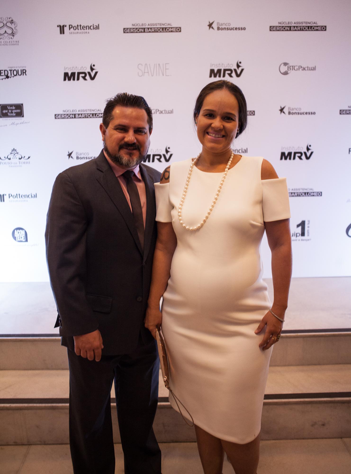 Andre Bicalho e Camila Bastos, Acontece Ceremonial e Eventos BrazilFoundation Belo Horizonte Minas Gerais