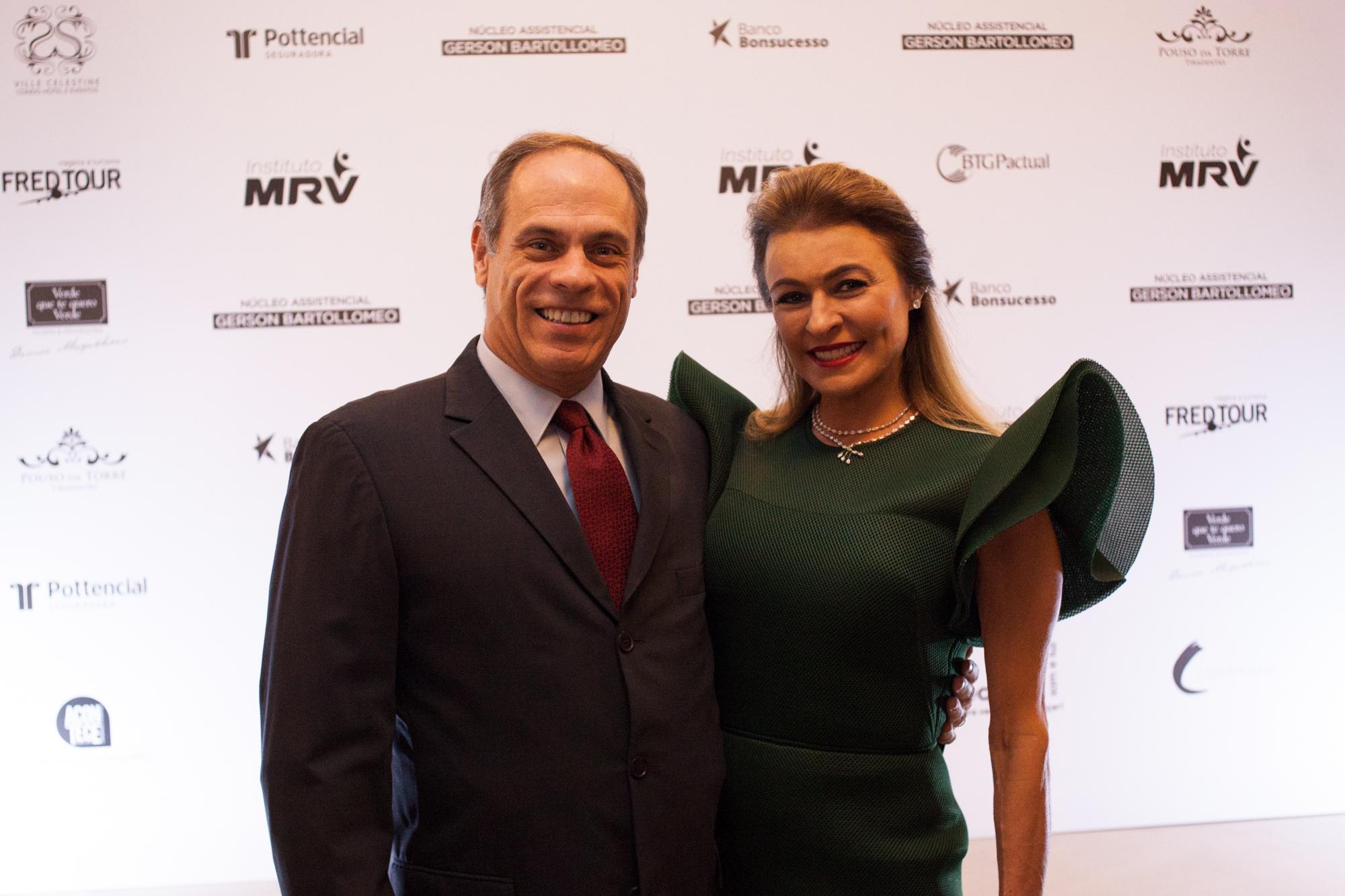 Mauro e Lilian Tunes BrazilFoundation Belo Horizonte Minas Gerais