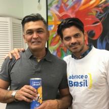 Abrace o Brasil BrazilFoundation DM Salon NY New York