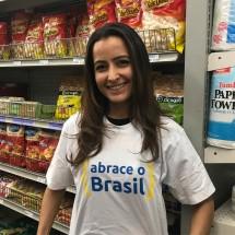 Abrace o Brasil BrazilFoundation Rio Supermarket Astoria NY