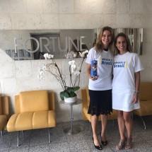 Abrace o Brasil BrazilFoundation Fortune Miami Rejane de Paula