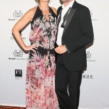 XV BrazilFoundation Gala New York Catherine Lacaze, Pierre Lacaze