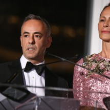XV BrazilFoundation Gala New York Francisco Costa, Andrea Dellal