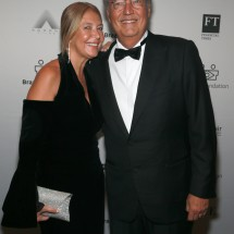 XV BrazilFoundation Gala New York Donata Mereilles and Nizan Guanaes