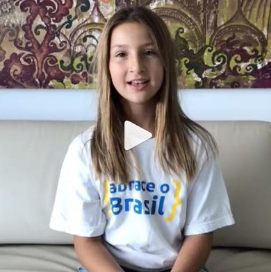 Abrace o Brasil BrazilFoundation
