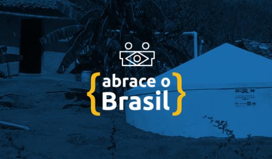 Abrace o Brasil CEPFS BrazilFoundation Paraíba