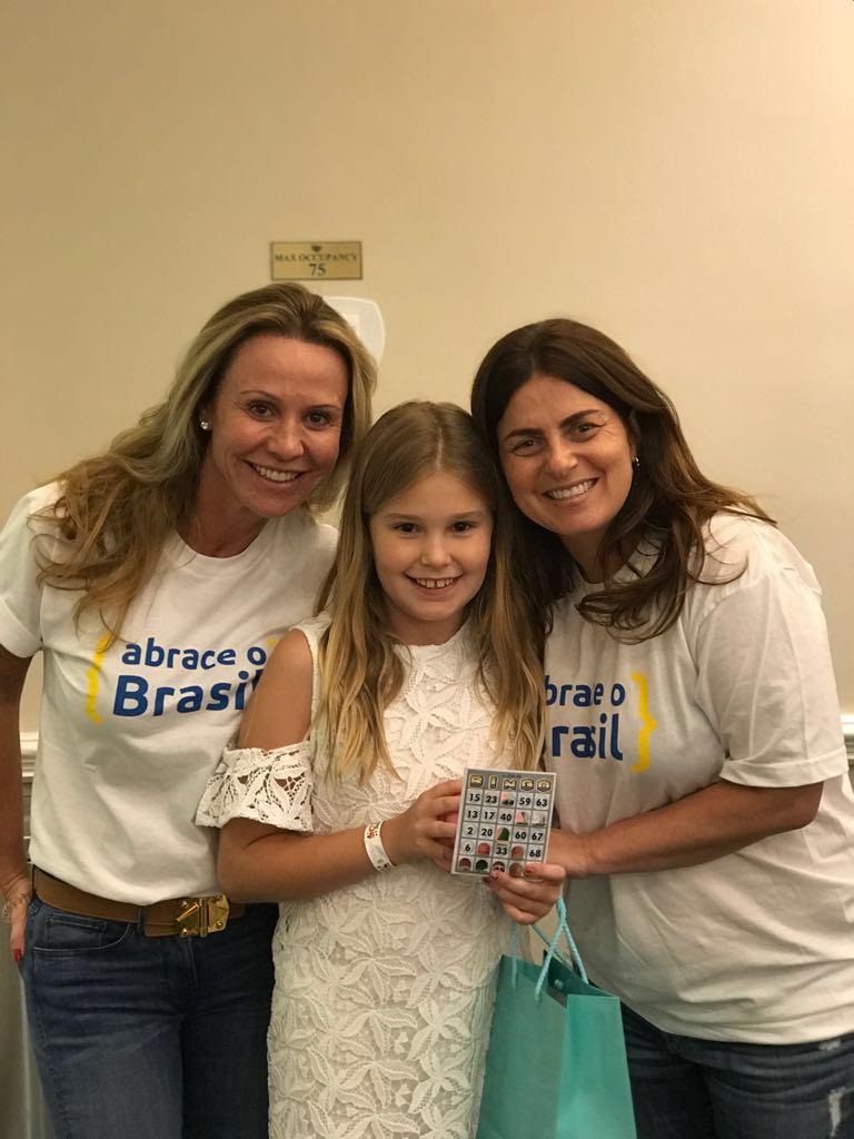 BrazilFoundation Abrace o Brasil Miami Bingo