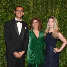 IV BrazilFoundation Gala São Paulo Eduardo Lyra, Carol Maluf e Mayara Lyra