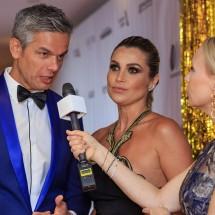 Otaviano Costa & Flavia Alessandra BrazilFoundation VII Gala Miami Tropical Carnival Ball Philanthropy Filantropia