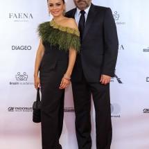 Paulo and Carol Tavares de Melo BrazilFoundation VII Gala Miami Tropical Carnival Ball Florida Philanthropy Filantropia