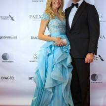 Daniela Fonseca, Ricardo Puggina BrazilFoundation VII Gala Miami Tropical Carnival Ball Florida Philanthropy Filantropia