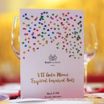 Thiago Eichner BrazilFoundation VII Gala Miami Tropical Carnival Ball Florida Philanthropy Filantropia