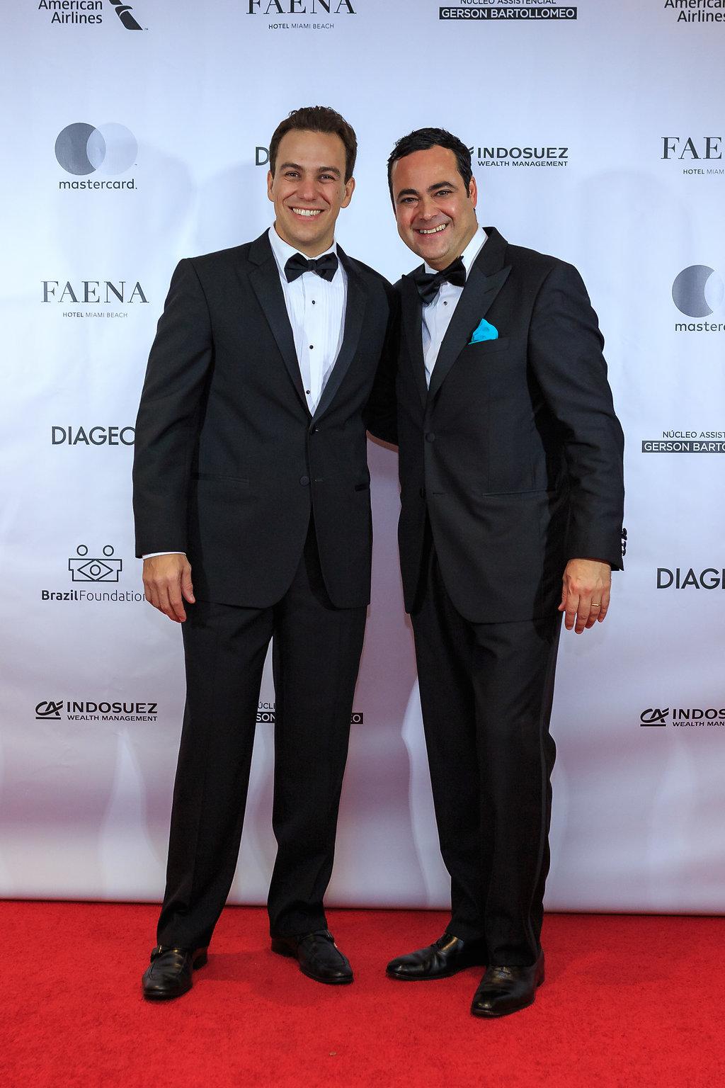 BrazilFoundation VII Gala Miami Tropical Carnival Ball Philanthropy Filantropia