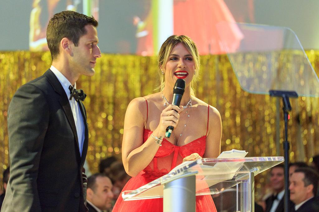 Pedro Andrade, Giowana Ewbank BrazilFoundation VII Gala Miami Tropical Carnival Ball Philanthropy Filantropia