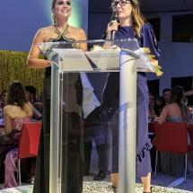 Flavia Alessandra Patricia Lobaccaro BrazilFoundation VII Gala Miami Tropical Carnival Ball Philanthropy Filantropia