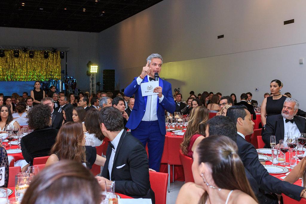 Otaviano Costa BrazilFoundation VII Gala Miami Tropical Carnival Ball Philanthropy Filantropia