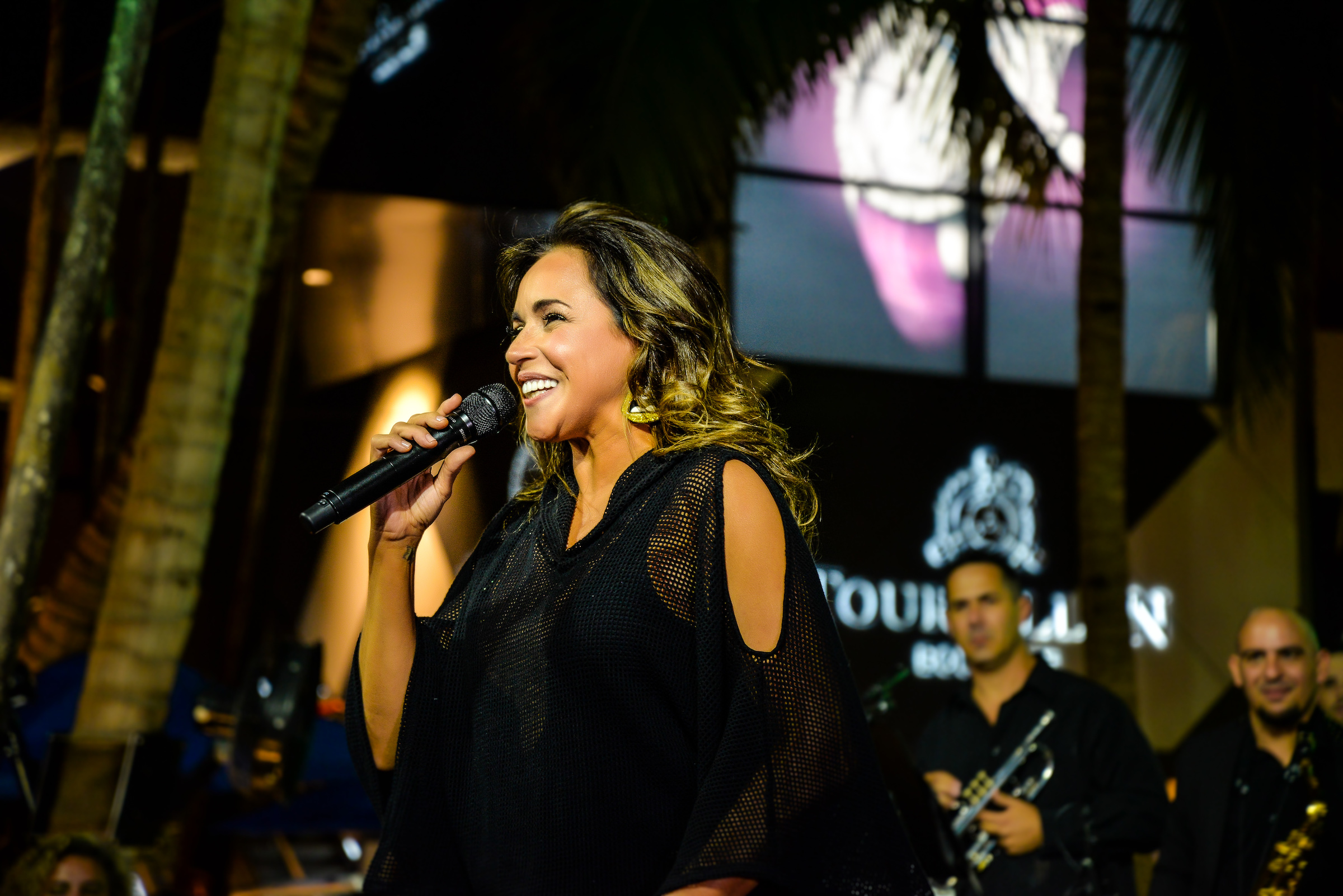 Daniela Mercury BrazilFoundation Miami PreGala Cocktail Reception 2018 Miami Design District Philanthropy Florida