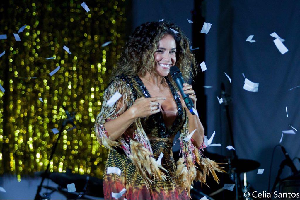 Daniela Mercury BrazilFoundation VII Gala Miami Tropical Carnival Ball Florida Philanthropy Filantropia