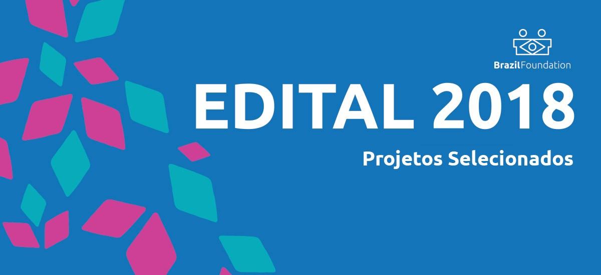 Edital 2018