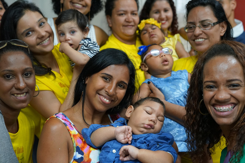 BrazilFoundation Anis Mães Microcefalia Brasília
