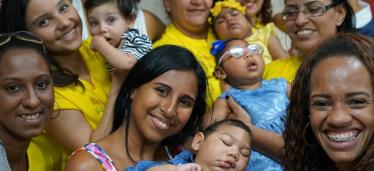 BrazilFoundation Anis Zika Brasília Mães