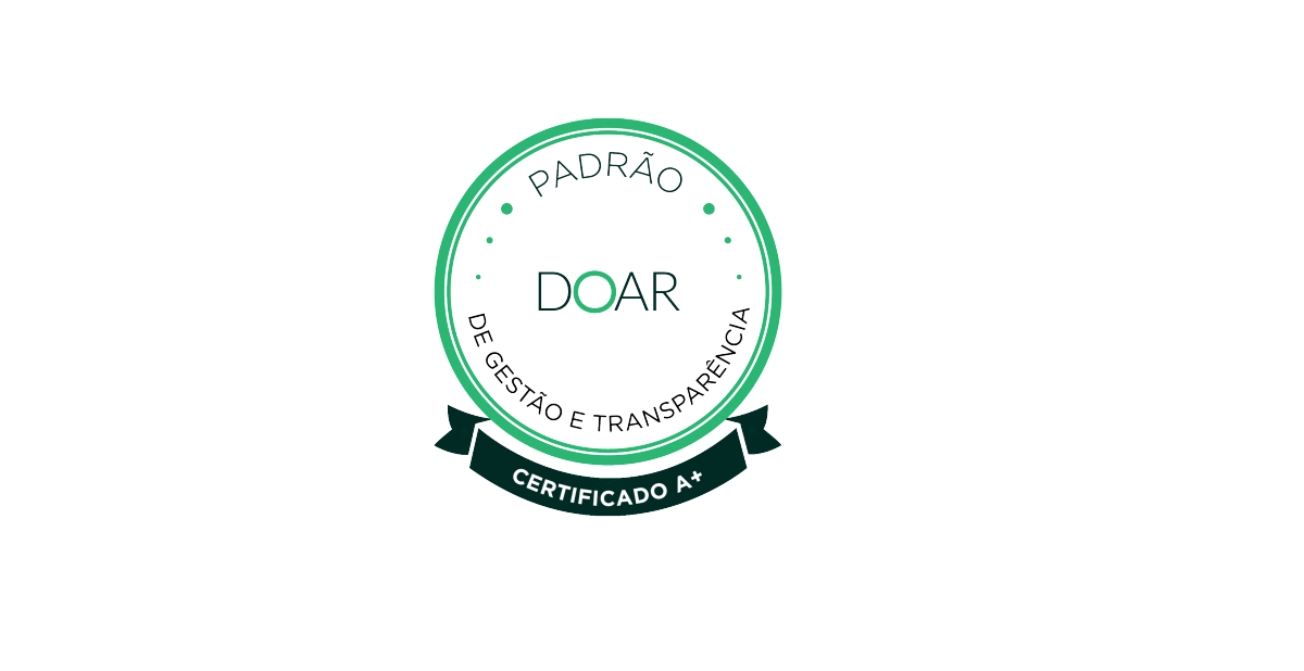 Selo instituto Doar